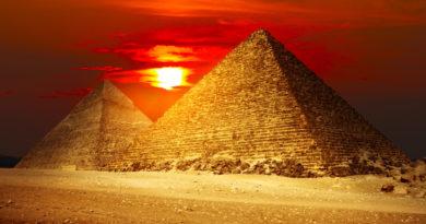 5 фактов о пирамидах Египта, о которых Вы могли не знать!