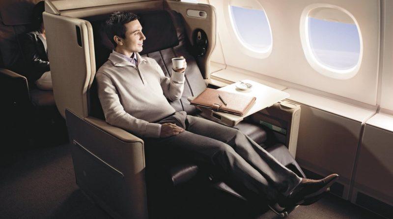 Когда был изобретен бизнес-класс в самолётах