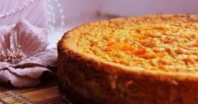 Удивительно вкусный диетический десерт морковно-яблочная запеканка