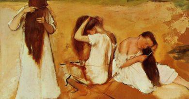 Как ухаживали за волосами в Средние века?