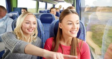 Как отправиться в турпоездку на автобусе тем, кого вечно укачивает