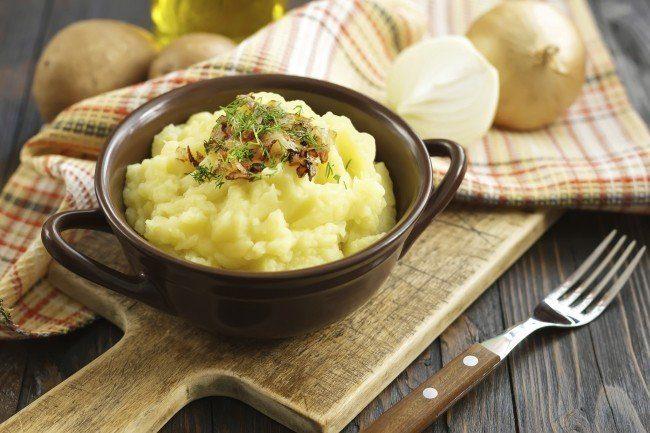 10 новых секретов идеального картофельного пюре
