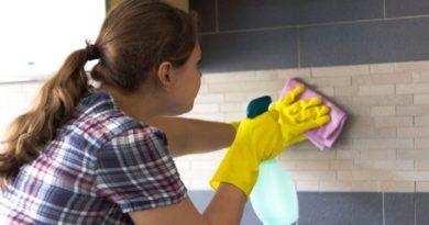 14 простых способов сделать вашу кухню чище