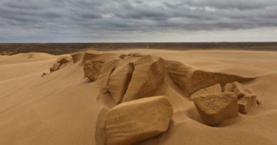 4 самые живописные пустыни России! Подборка для туриста!