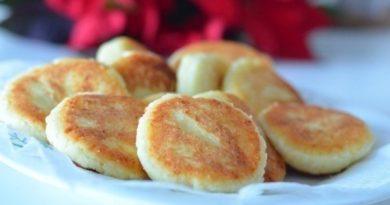 Готовим идеальные сырники на завтрак!