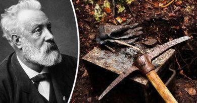 Что Жюль Верн спрятал в капсуле времени