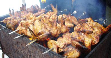 Шашлык из курицы: 3 рецепта