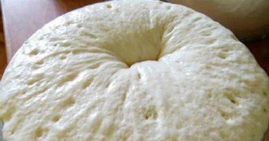 Идеальное универсальное дрожжевое тесто... из холодильника