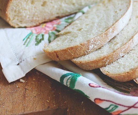 Универсальное хлебное тесто