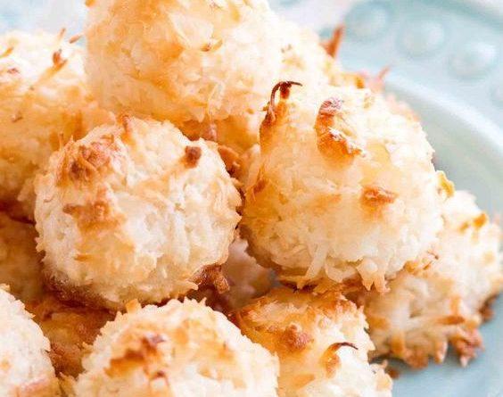 """Печенье """"Кокосанка"""" из трех ингредиентов"""