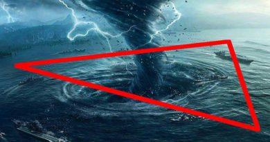 В чем же секрет Бермудского треугольника?