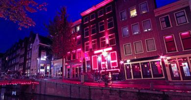 Топ-5 знаменитых кварталов красных фонарей