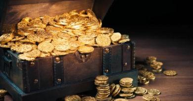 В США нашли клад на миллион долларов