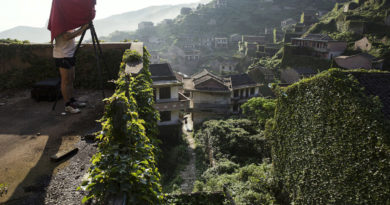 5 жутких и прекрасных заброшенных мест в мире