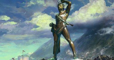 7 античных Чудес Света. Что от них осталось и где они находились.