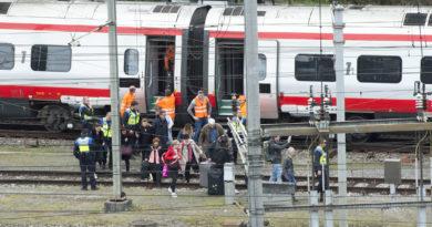 Эвакуация на железнодорожном вокзале. Что делать?