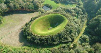 Место, которое невозможно забыть: Небесный сад в Ирландии