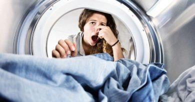 Как избавиться от запаха в стиральной машине? 5 эффективных способов