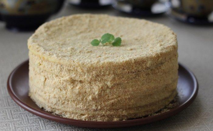 Крестьянский сицилийский торт