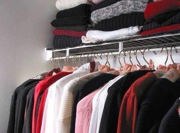 Чистота и порядок в доме - залог здоровья. От каких вещей в гардеробе стоит избавиться?