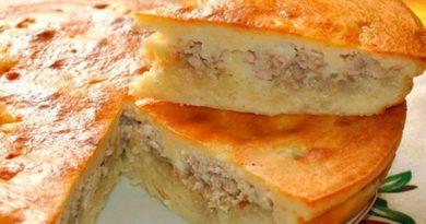 Пирог «Закусочный»