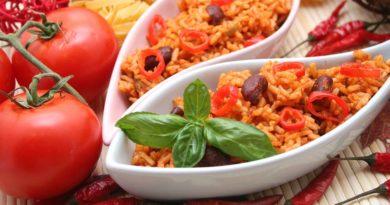 Рис по-мексикански