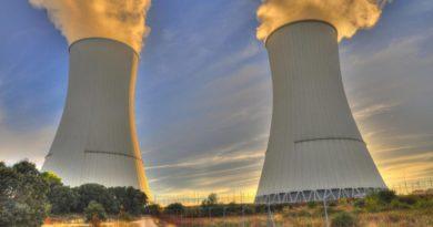 5 стран с наибольшим количеством атомных станций