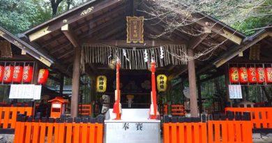 Храм электричества в Японии