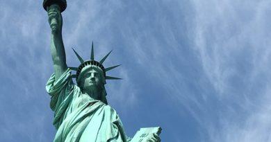 7 любопытных фактов о Статуе Свободы