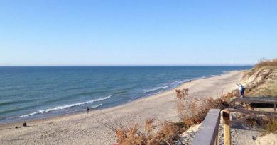 Чистое море и голубой флаг. Легендарный пляж России