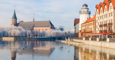Города России, которые выглядят как Европа