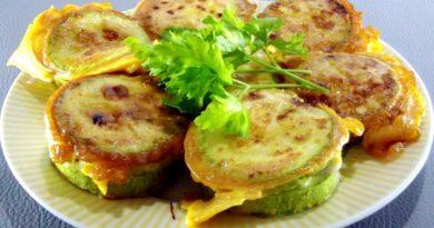 Кабачки с сыром на сковороде: сочные внутри и хрустящие снаружи