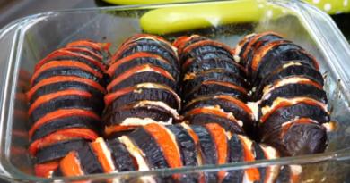 Фаршированные баклажаны: вкусное блюдо на каждый день