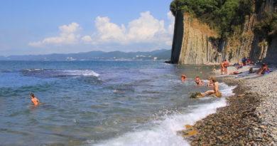 В каких городах Краснодарского края мало туристов и хорошее море