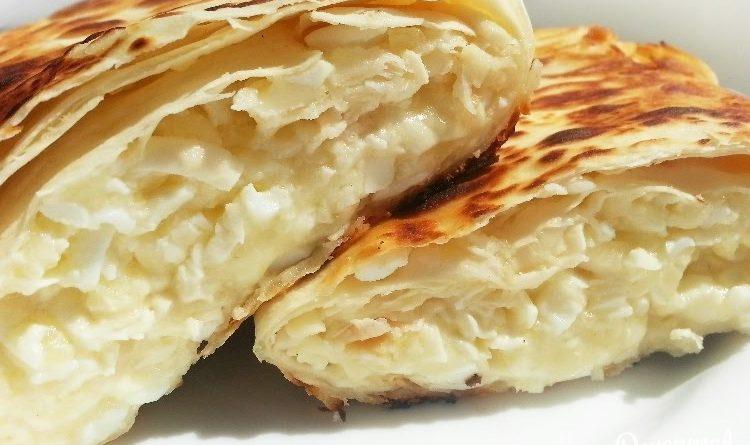 Аппетитный хачапури с сыром