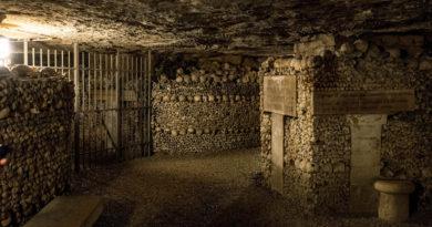 Интересные факты о Парижских катакомбах