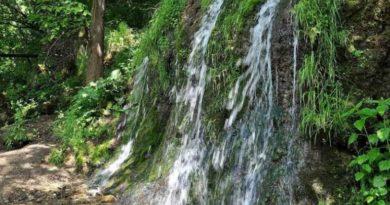Как москвичам побывать на водопадах, не выезжая из области