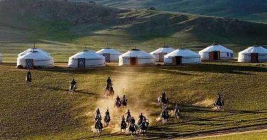 Адреса Монголии без номера дома и названия улицы