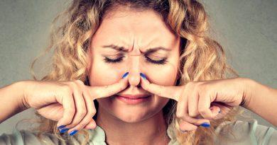Как вывести стойкий запах