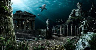 5 утраченных священных мест, о которых мы знаем из мифов и легенд