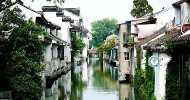 Не только Венеция: 5 самых красивых городов на воде