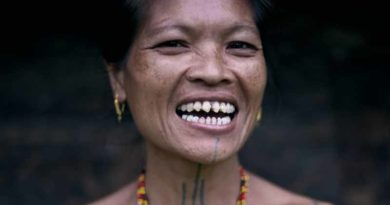 Почему на Бали принято спиливать зубы