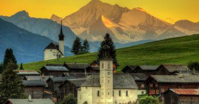 5 причин, по которым Швейцария лучшая страна для пенсионеров
