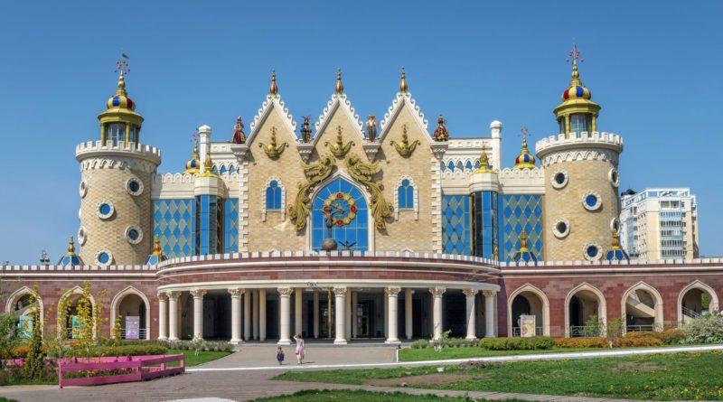 Есть чем гордиться: 7 самых красивых театров России