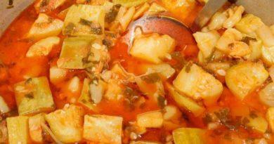 «ЮРЧА» — вкусная заготовка из кабачков
