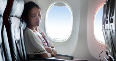 Как уснуть в самолете, если все методы уже испробованы