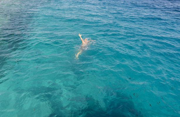 Что делать, если вас унесло в открытое море?