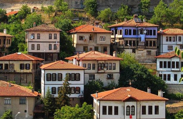 Турецкий город, куда редко приезжают туристы