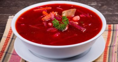 Заправка для борща: бабушкин рецепт вкусной заготовки на зиму