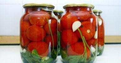 Самые лучшие маринованные помидоры